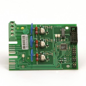 Load monitor card version 2