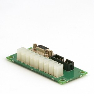 011B. Rego 600 encoder card internally