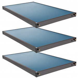 Solar panels Plan K423Dh 3-Pack