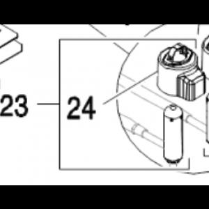022B. Electronic Expansion Valve VHF 25