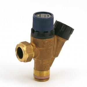 Safety valve 2117.4-9,0
