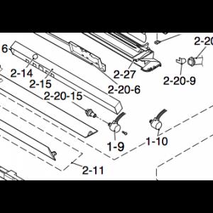 Airflow Motor (top) to Nordic Inverter DR-N