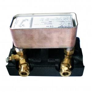 Plate heat exchanger 10kW
