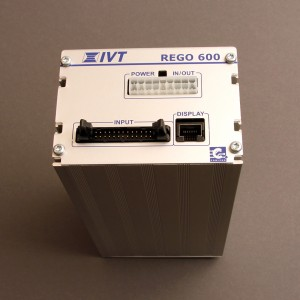 Rego 634 control unit for 134A
