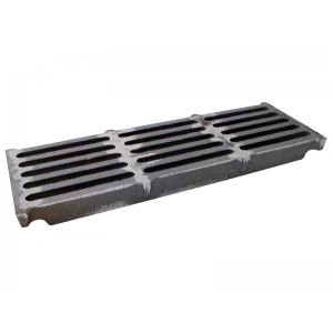 Cast iron grates CTC V25