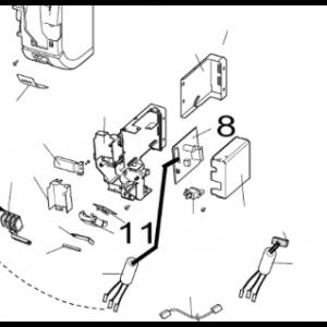 008. PCB to inner Nordic Inverter 12 LR N / PR N