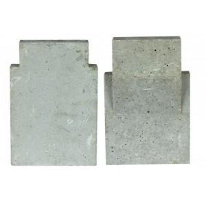 Keramikroster, kpl (front & rear)