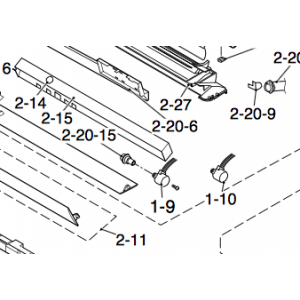 Airflow Motor (bottom) to Nordic Inverter DR-N