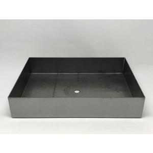 Burn plate soot door -8911
