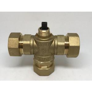 023. Three-way valve Ø28 525-28