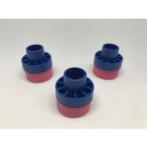Rubber damper / vibration dampers, compressor, for Nibe F750