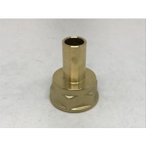 Brass nipple R20x15