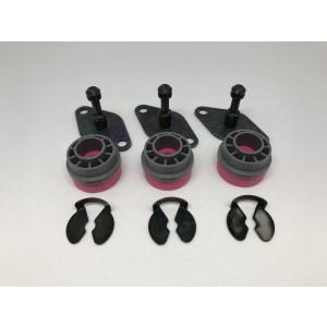 Rubber damper / vibration dampers Compressor NIBE 310/410 etc.
