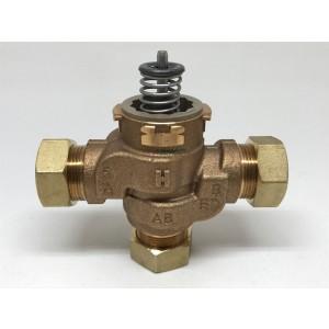 062. Shuttle valve Honeywell