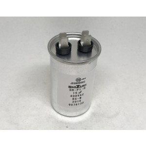 028. Operating capacitor compressor