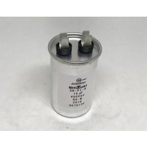 028. Operating capacitor compressor
