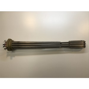 "001. Immersion heater 9 kW 2"" res.d"