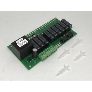 029. Relay card with power supply unit for F2025