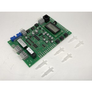 034. Control card with display for Nibe F 2025, V120