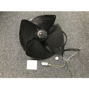 Fan cpl Ø 445mm 5μF 0524-0650