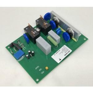 097. Soft-start relay, 2 phase, 3x400V.