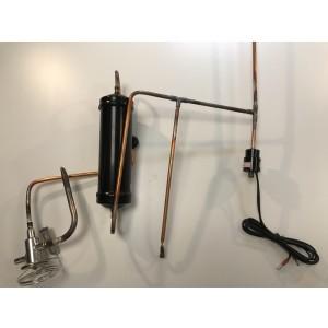 068. Compressor heater