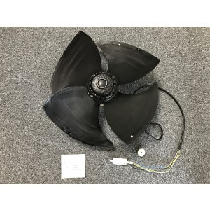 Fan cpl Ø 445mm 4μF 0504-0618