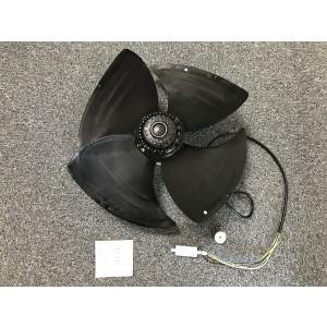 Fan complete EA 105-107 / 5.9 to 7.9
