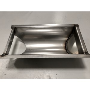 Incinerator bowl to Metro Therm Focus Eco Nature 40