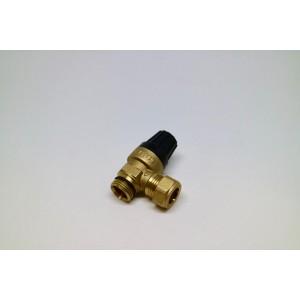 052. Safety valve 3,0bar Res.d