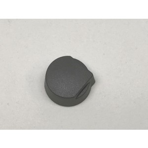 "045. Knob 024.2"" small"" gray Res.d"