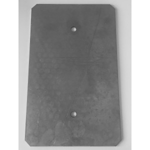 065. Burn plate Vedlucka Vedex 3000