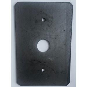 068. Burn Sheet ash door Vedex