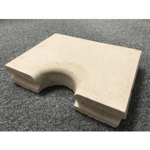 Vedolux rear grate 37