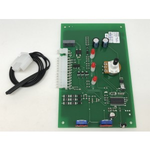Blue PCB panel CTC