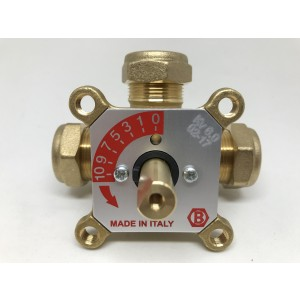 043. 3-way mixing valve