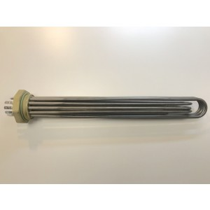 Immersion heater to Elomax