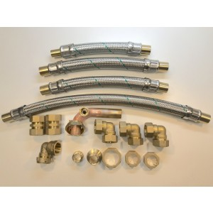 105. Hose set, refrigerator exchange 4-8,5kW