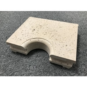 Vedolux rear grate 30