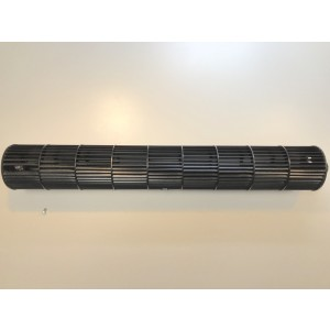 Cross flow fan CSE9/12/W7-12/V7-9-12BKPG/CKP