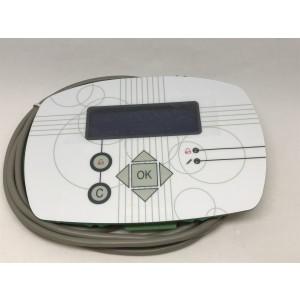 Display Rego 5002 + 3 E-DSP IVT