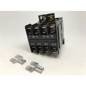 021. Contactor With Flat Pin