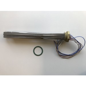 001. Immersion heater, 10,25kW