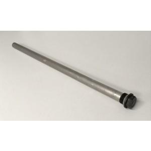 "Magnesium anode 3/4"" Straight 500 mm"
