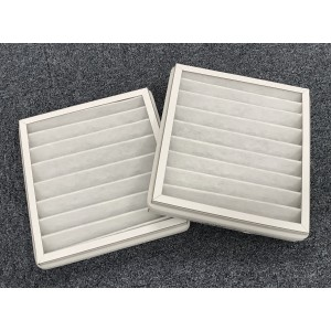 -10% discount, 2 pcs/package ComfortZone EX-Filter