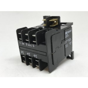Contactor, operation
