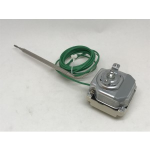 Thermostat backup heating, 2-pole 0651-