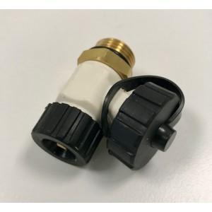 076. Drain valve, heating system