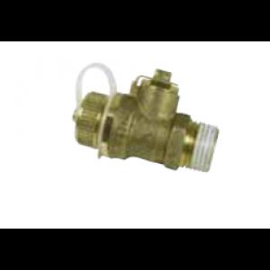 """Shut-off valve 1/2"""""""