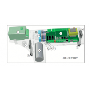 Auxiliary relay Relaco C10 T13 6A